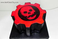Salt Cake City Gears Of War. I want this.