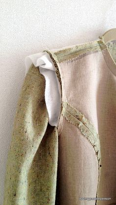 Sleeve head by verypurpleperson, via Flickr