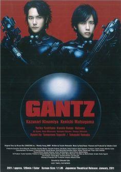 GANTZ: Finally a good sci-fi Japanese blockbuster! A must watch!