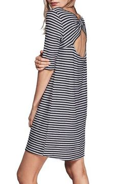 b039792ab64f Free People Frenchie Stripe Cotton T-Shirt Dress Topshop