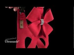 Step-In Dog Harness with Nouveau Bow by Susan Lanci