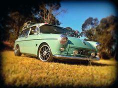 1965 Type 3 Squareback