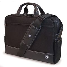 Tote your iPad and MacBook Pro in the Sumo Briefcase by @MobileEdge http://www.mobileedge.com/professional-laptop-briefcase.html