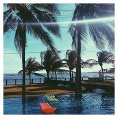 Bahia; Ilha de Itaparica; Penha; Beach; Summer; Palms; pool l Blog Get Trendy