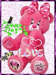 Good morning animation I made Teddy Bear Images, Teddy Pictures, Love Friendship Quotes, Happy Friendship Day, Good Morning Beautiful Images, Beautiful Gif, Valentine Picture, Valentine Pics, Verses About Love