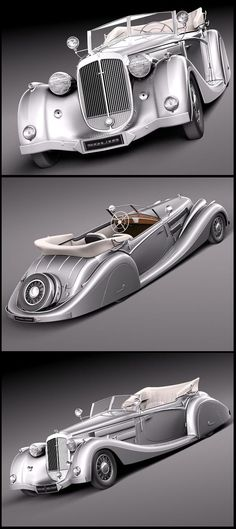 HORCH 853 VOLL & RUHRBECK SPORT CABRIOLET 1937 #Provestra #Skinception #coupon code nicesup123 gets 25% off