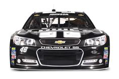 Jimmie Johnson - Lowes Chevrolet SS.