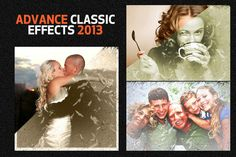 Check out Advance Classic Effects PS Action by twitter.com/ShermanDJackson on Creative Market