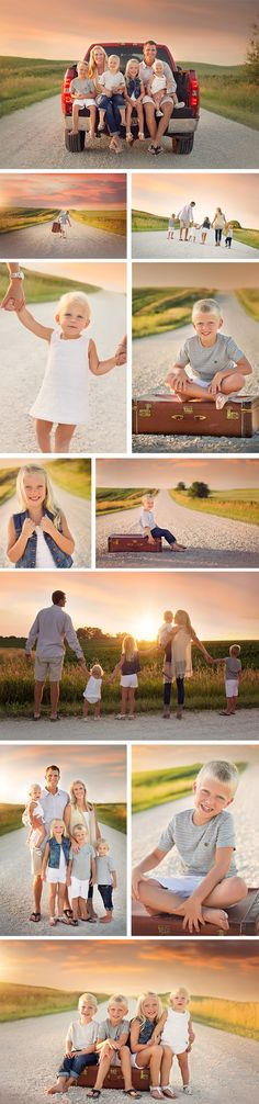 Summer in the Country | Martin Family