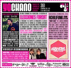 YOCHANO nº361 ~ SANT GAUDENCI Rumba Catalana
