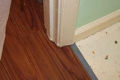 Jack's Mom of All Trades: A Waterproof Wonder: Allure Vinyl Plank Flooring (Part One)