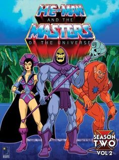 He-Man and the Masters of the Universe (1983–1985) The most powerful man in the universe, He-Man, goes against the evil forces of Skeletor to save the planet Eternia and to protect the secrets of Castle Grayskull.