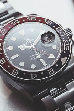 Rolex Oyster GMT Master-II