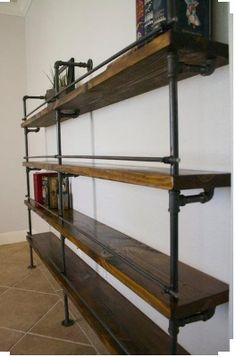 shelving pipe