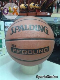 Spalding Basketball Rubber Print