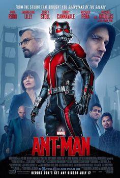 Ant-Man  Excelente tarde de película del hombre hormiga con dos de mis consentidos: Paul Rudd y Michael Douglas.  En la noche los deliciosos Hot dogs con unas coolers!!!  15/08/15