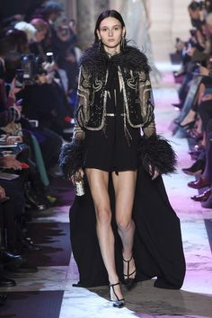 See the entire Spring 2018 couture collection from Elie Saab.