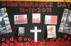 By Sandra Hart Remembrance Day November) marks the anniversary of the armistice which ended the First World . School Library Displays, Middle School Libraries, Poetry Center, Library Organization, Library Bulletin Boards, Library Science, Anzac Day, Library Books, Library Ideas