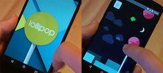 Cu Android 5.0 Lollipop, Google duce jocul în multiplayer la următorul nivel
