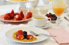 Blog da Carlota: Pequeno almoço de Domingo
