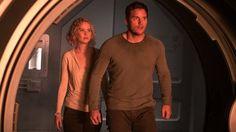 New Footage from Chris Pratt's Sci-Fi Film PASSENGERS Featured in First TV Spot — GeekTyrant