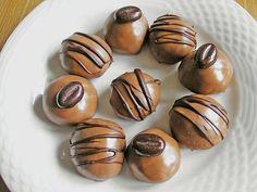 Cappuccino - Kugeln, ein schönes Rezept aus der Kategorie Kekse & Plätzchen. Bewertungen: 164. Durchschnitt: Ø 4,4.