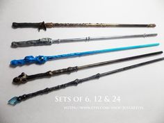 Harry Potter Inspired Elegant Wands Party/Wedding by JustALevel