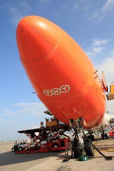 TNT Boeing 747400ERF freighter