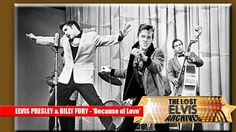 ELVIS PRESLEY  BILLY FURY DUET- Because Of Love-WORLD EXCLUSIVE!   Double treasure.....