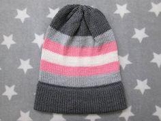 Knit Pride Hat  Demigirl Pride  Slouchy Beanie