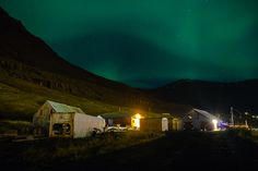 Northern Lights | Backpacker Travel