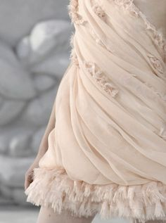 Chanel Haute Couture Spring 2008 #Details #fashion