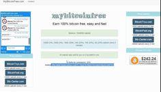 Биткоин кран MyBitcoinFree  каждые 5 мин  от 50  до 15,000 сатоши!