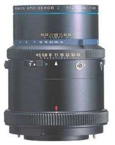 New in Box. Mamiya RZ67 210mm/4.5 APO $1130
