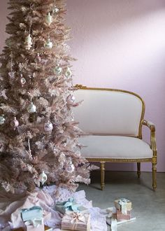 Dreaming Of A Pink Christmas...