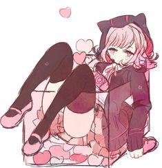 Que pasaría en una cadena de televisión donde Monokuma es el director… #humor # Humor # amreading # books # wattpad Nanami Chiaki, Super Danganronpa, Nagito Komaeda, Rwby, Hinata, Neko, All Anime, Anime Art, Anime Girls
