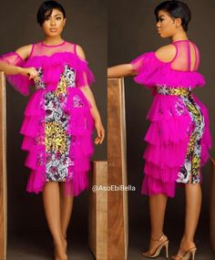 83 Edition Of - Trendy Aso ebi styles for a fabulous new year season 2020 Outfits) Short African Dresses, African Lace Styles, Latest African Fashion Dresses, African Print Dresses, African Print Fashion, Africa Fashion, African Traditional Dresses, African Attire, Aso Ebi