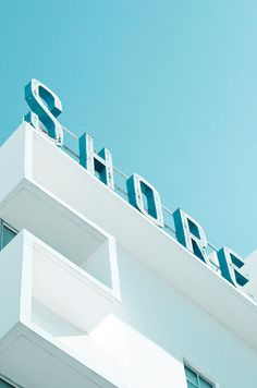 Art Deco Miami Beach by Adam Sherbell | Inspiration Grid | Design Inspiration