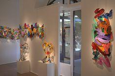 David Kracov & Dorit Levinstein's exhibition at art Symbol Gallery