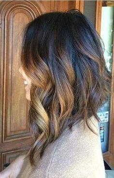 Einzigartige Frisur Ideen für Medium Haarschnitte 2017
