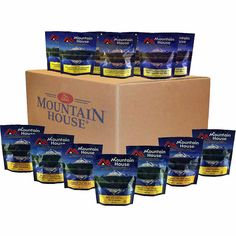 Mountain House – 7-day Food Supply Pouch Kit