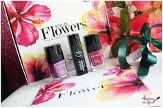 [RECENSIONE] Wild Flowers, TNS Cosmetics - SPRING MAKEUP & NAILS