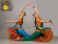 "A mutual combination of rhythmic & expressive movements-""Bharatha Natyam"". visit:goo.gl/MOqtZr  #travel   #Kerala"