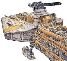 Rebel Alliance Y-Wing Bomber