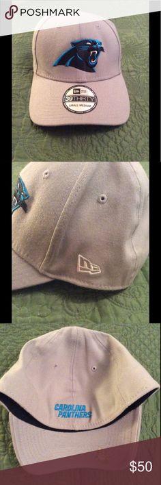50% offtill MON 39 THIRTY Era Carolina Pantherscap 39 THIRTY New Era Carolina Panthers cap never worn. MINT CONDITION New Era Accessories Hats