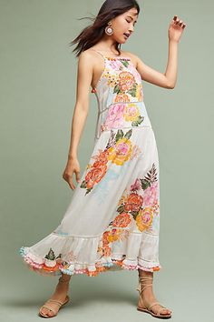 Farm Rio Havana Floral Dress
