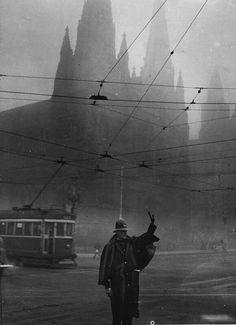 Melbourne fog 1937 : melbourne