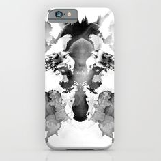 Rorschach by Robert Farkas #iphonecases