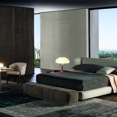 Minotti's Creed bed