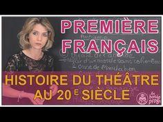 Histoire du théâtre au 20e - Français Première - Les Bons Profs - YouTube